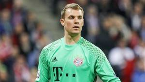 Manuel Neuer will not play again until January