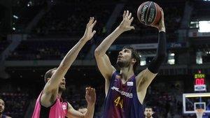 La pasada campaña, el Barça Lassa cayó en el Wizink Center