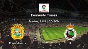 Previa del encuentro: CF Fuenlabrada - Racing de Santander