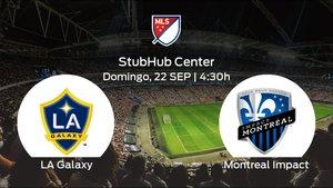 Previa del encuentro de la jornada 38: LA Galaxy contra Montreal Impact