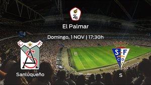Previa del partido de la jornada 3: At. Sanluqueño - San Fernando