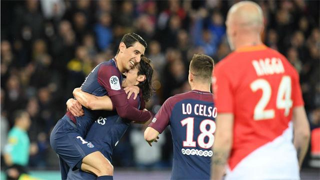 El PSG solventa el título con tres goles en seis minutos