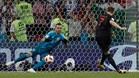 Rakitic anotó el penalti decisivo ante Rusia