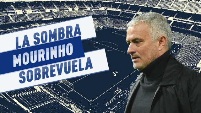 El regreso de Mourinho resuena en en el Bernabéu. ¿Volverá?