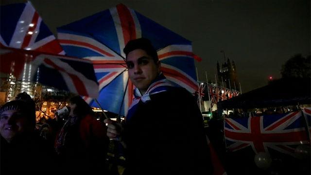 Reino Unido abandona la UE y se adentra en una incierta transición