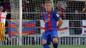 Rodrigo Tarín deja el Barça B para jugar en el Leganés