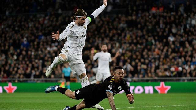 Sergio Ramos, jugador más expulsado de la historia de la Champions, volvió a ver la roja