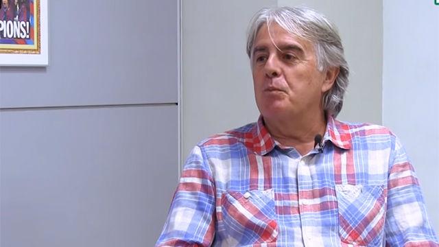 Siro López: Lo mejor del Madrid es que se está acabando el año