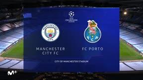 Sufrir, remontar y ganar: así ha ganado el Manchester City al Oporto