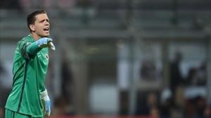 Szczesny jugó a un buen nivel las dos últimas temporadas en la Roma