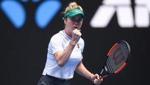 La tercera ronda del Open de Australia tendrá a Svitolina entre sus participantes