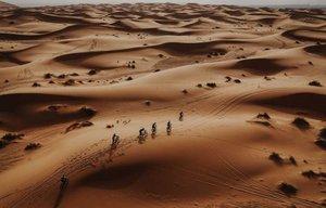 La 14ª Titan Desert, a punto