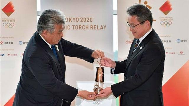 Tokio 2020 cede la llama olímpica a Fukushima como faro de esperanza