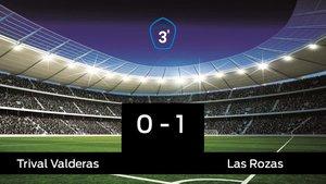 El Trival Valderas cae derrotado ante Las Rozas (0-1)