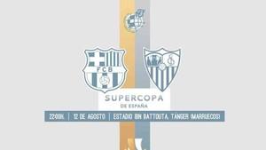 TVE ofrecerá la Supercopa de España en directo