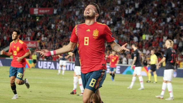 Vea las mejores imágenes del España - Croacia (6-0)
