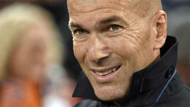 Zidane: Mis jugadores van a luchar hasta el final