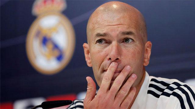 Zidane, sobre posibles fichajes: Sé perfectamente lo que quiero