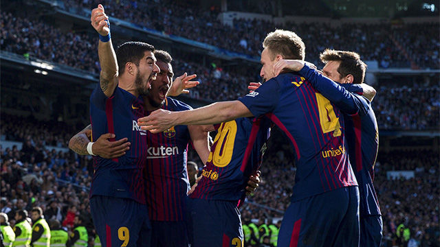 Ver los goles del Real Madrid - FC Barcelona (0-3) | VIDEO