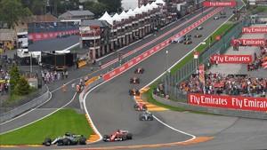 El circuito belga de Spa, un clásico del calendario de F1