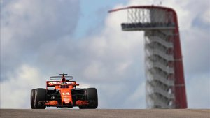 Alonso vuelve a Austin