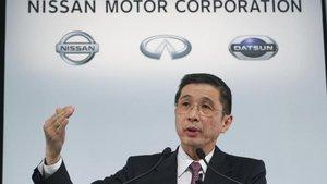 Hiroto Saikawa, CEO de Nissan.