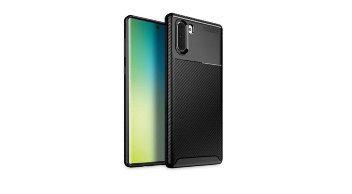 Nuevas fundas confirman el diseño del Samsung Galaxy Note 10