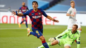 El Ajax ve complicado recuperar a Luis Suárez
