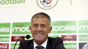 Alcaraz regresa a Andalucía tras su paso por la selección argelina