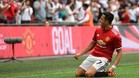 Alexis marcó un gol y fue designado jugador del partido
