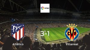 Atlético earned hard-fought win over Villarreal 3-1 at Wanda Metropolitano