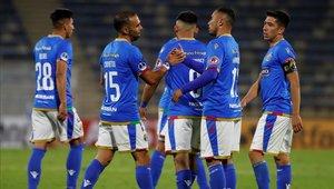 Audax Italiano saca una valiosa victoria como local ante Bolívar