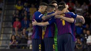 El Barça Lassa solo piensa en la victoria este domingo