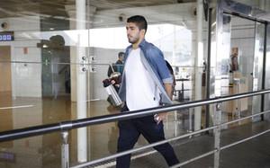 El Barça ya viaja hacia Manchester