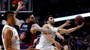 El Baskonia buscará un triunfo ante el Madrid para meterse en el play-off de la Euroliga
