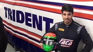 Canamasas, con Trident Racing en F2