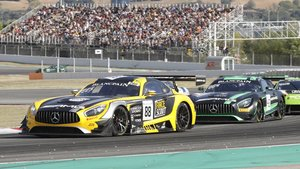 El Circuit de las Blancpaint GT Series, en el Circuit