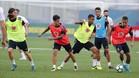 Coutinho está concentrado con su selección en Porto Alegre