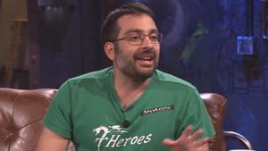 David Broncano entrevista a Salva Espín