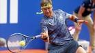 David Ferrer no pudo pasar ronda en el Tenis Barcelona