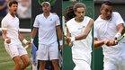 Djokovic, Müller, Brown y Kyrgios eliminaron al español