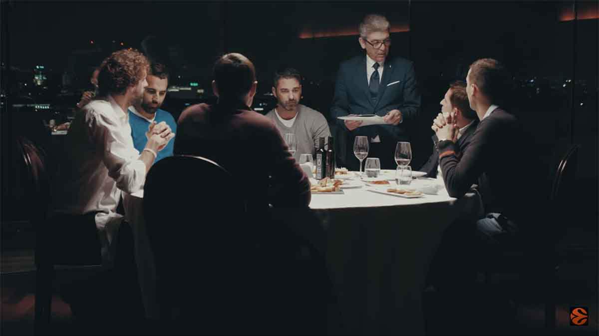 Un documental reúne los jugadores que ganaron la segunda Euroliga del Barça
