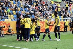 Ecuador disputará su primera semifinal en el Mundial Sub-20