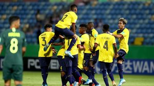 Ecuador es uno de los favoritos para avanzar en el grupo