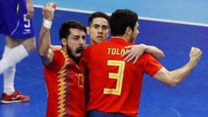 España se enfrentará a Portugal en noviembre