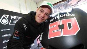 Fabio Quartararo, rookie en MotoGP con Yamaha Petronas