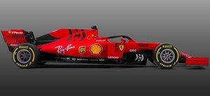 Ferrari presenta el SF90, el coche de Vettel y Leclerc para 2019