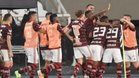 Flamengo ya es prácticamente el campeón del torneo brasileño