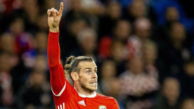 Gales, gol, Madrid con este cántico se ríe la afición de Gales con las prioridades de Gareth Bale