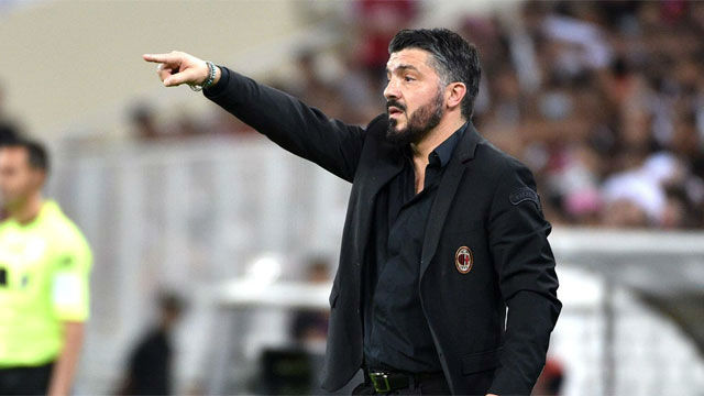 Gattuso explica la ausencia de Higuaín ante la Juventus